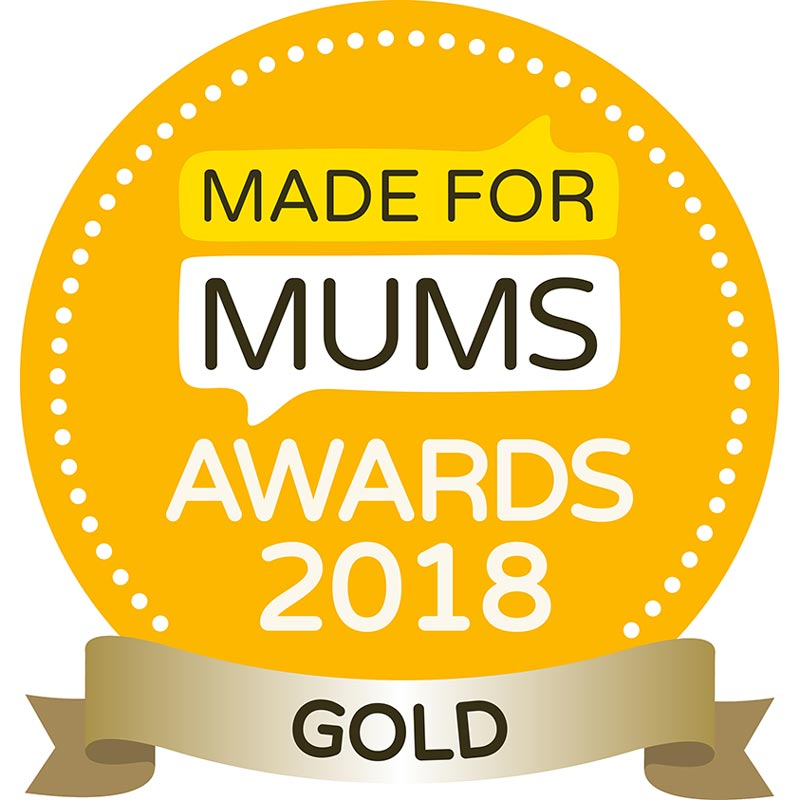 Made for Mums award winning product