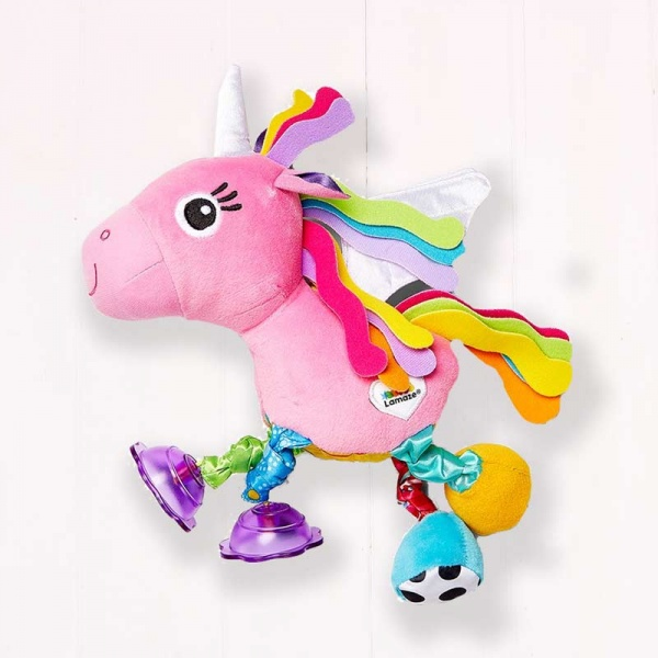 Lamaze Tilly Twinklewings Unicorn Baby Toy
