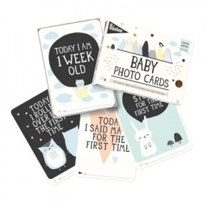 Baby Milestone Cards - Over The Moon