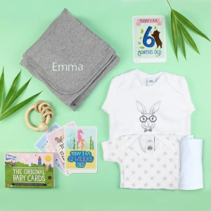Personalised Baby Hamper Luxury