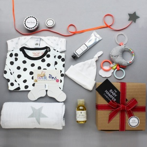 The Ultimate Luxury Baby Hamper- Unisex